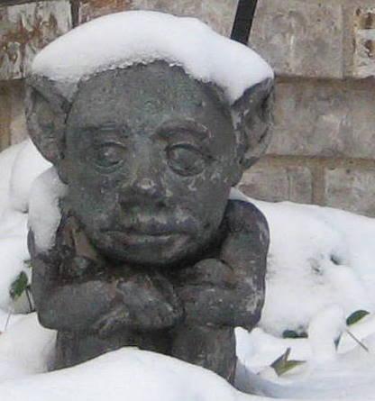 snow-gargoyle