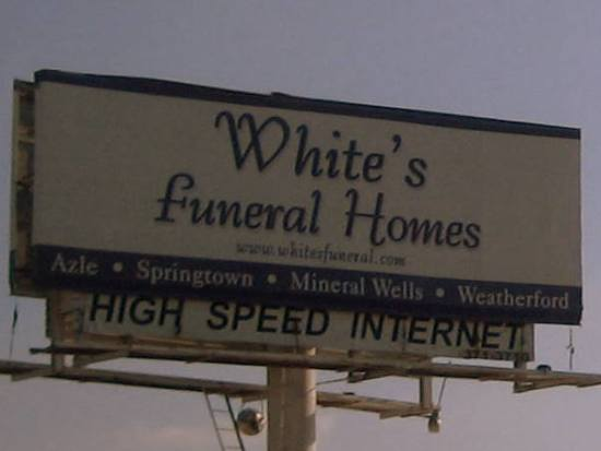 Funeral Home with High Speed Internet