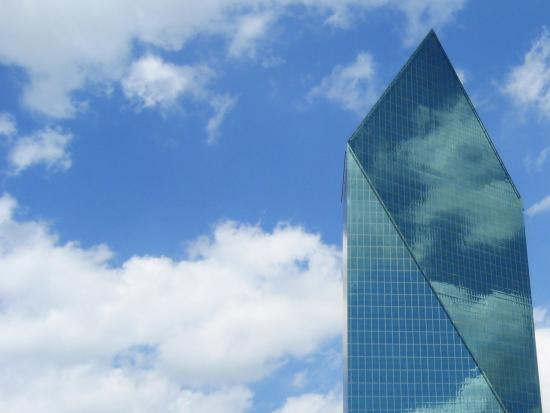 Dallas skyline. (photo by Tui Cameron)