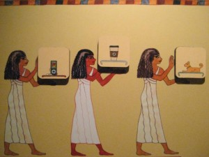 Lost Egypt exhibit in Fort Worth. Photo by Tui Cameron