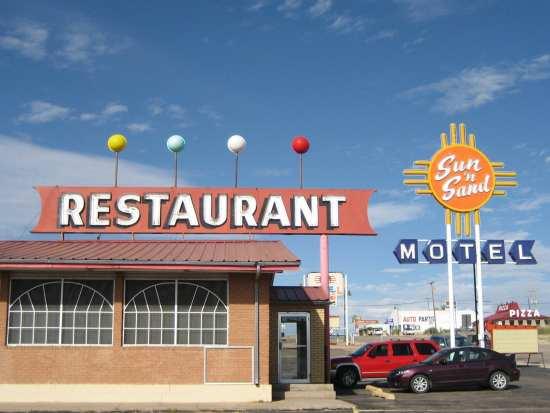 Cheery motel. Photo by Tui Cameron