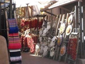 Santa Fe, New Mexico. Photo by Tui Cameron