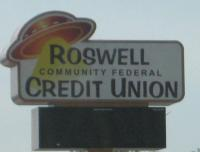 Roswell, New Mexico (photo by Tui Cameron)