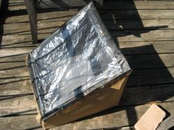 Easy Homemade Solar Oven (photo by Tui Cameron)