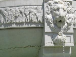 Culbertson fountain in Paris, TX (photo by Tui Cameron)