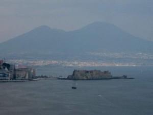 Will Mt. Vesuvius erupt in 2012? (photo by Tui Snider)
