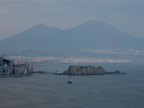 Will Mt. Vesuvius erupt in 2012? (photo by Tui Snider)