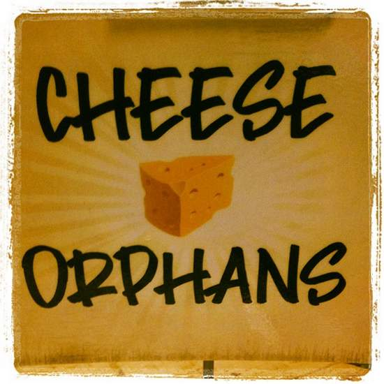 Cheese orphans at Central Market. (photo by Tui Snider)