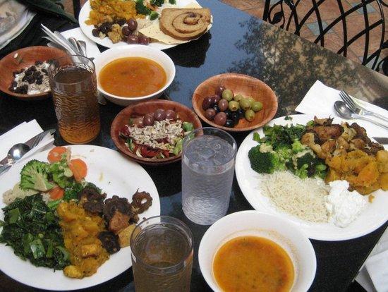 Kalachandji's Restaurant & Palace in Dallas, TX (photo by Tui Snider)