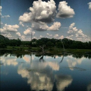 Athens Texas Freshwater Fisheries Center (photo by Tui Snider)