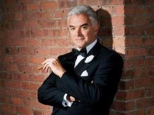 John O'Hurley stars in the Chicago musical (photo provided by AT&T Performing Arts Center)