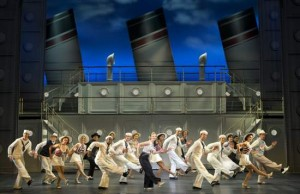 Roundabout Theatre Company's ANYTHING GOES Pictured: Rachel York and Company Photo Credit: © Joan Marcus, 2012