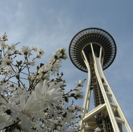 Seattle Space Needle (photo by Tui Snider)