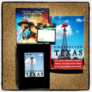 #UnexTex Unexpected Texas prizes for Day 2 (photo by Tui Snider)