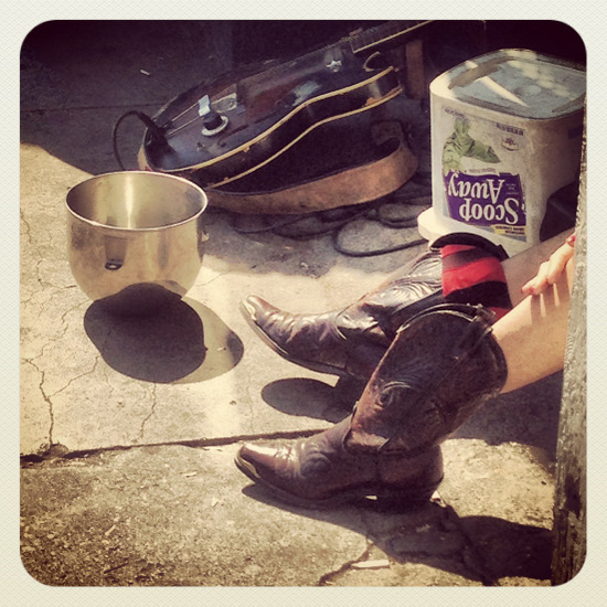 New Orleans street scenes (photo by Tui Snider)