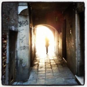 Shadows & light (photo by Tui Snider)