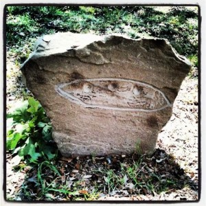 Aurora Texas UFO grave photo by Tui Snider