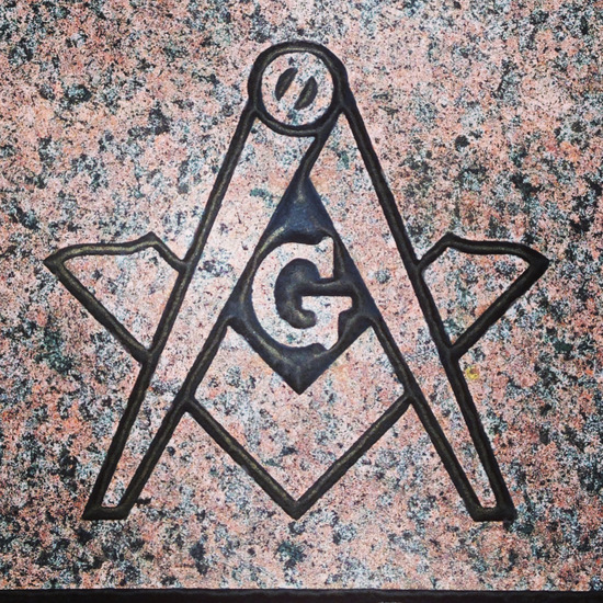 Cemetery Symbols What Is The Masonic G Tui Snider Author Speaker