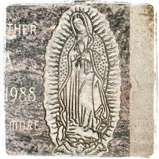 Cemetery Symbols: Who is the Virgin of Guadalupe?