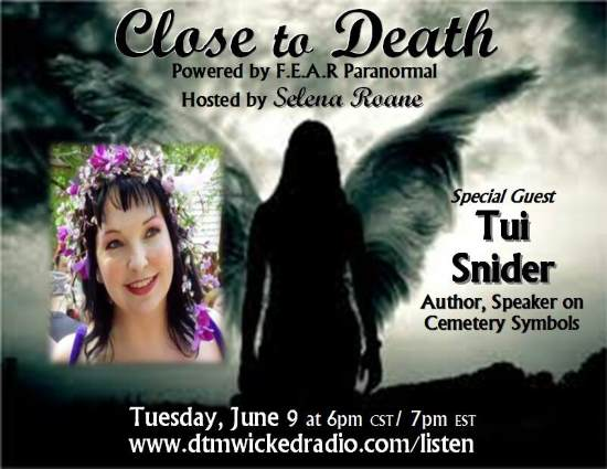 Catch Me on the Radio: Close to Death with Selena Roane