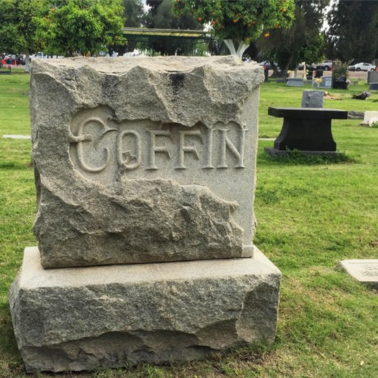 Cemetery Symbols: What do Half-Carved Stones Represent?