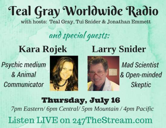 TGWW Radio: Animal Communication & a Mad Scientist