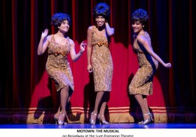 Review: Motown the Musical in Dallas, Texas