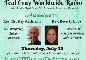 TGWW Radio: Dr. Rev. Ray Anderson & Rev. Beverly Love