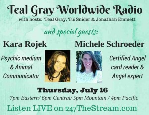 This week on TGWW Radio! (graphic by Tui Snider)