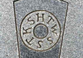 "Historic Cemetery Symbols: The Acronym ""HTWSSTKS"" & Its Meaning"