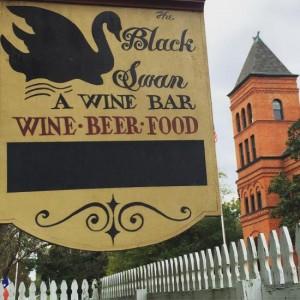 Black Swan B&B in Jefferson, TX (photo by Tui Snider)