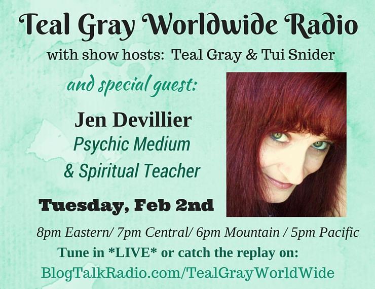 Jen Devillier show