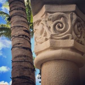 Worth Avenue in Palm Beach, Florida (photo by Tui Snider)