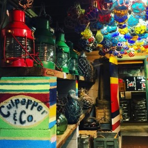 Quirky Nautical Antique store: Culpepper & Co in West Palm Beach (photo by Tui Snider)