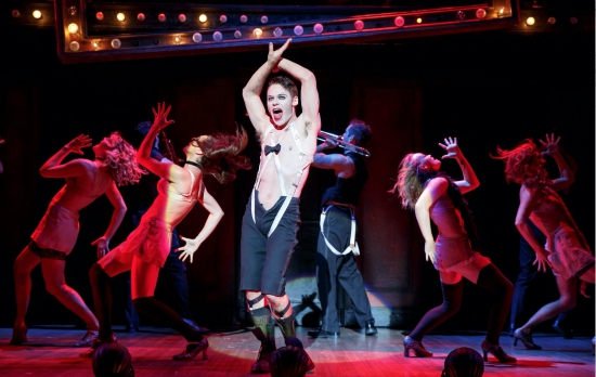 Cabaret National Tour Cast