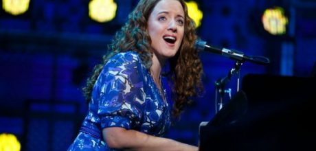 "Abby Mueller (""Carole King"") Beautiful: The Carole King Musical. Photo by Joan Marcus"