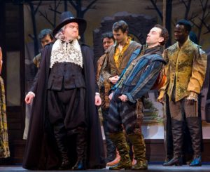 Something Rotten! with Scott Cote & Rob McClure (c) Joan Marcus