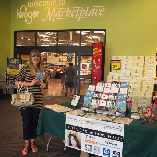 The Kroger Texas Author Program - Tui Snider