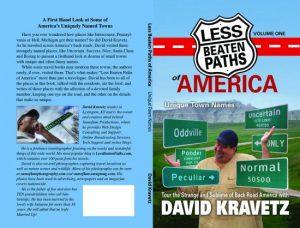 Author of Less Beaten Paths of America: Unique Town Names (c) David Kravetz