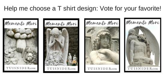 Memento Mori photos & designs (c) Tui Snider