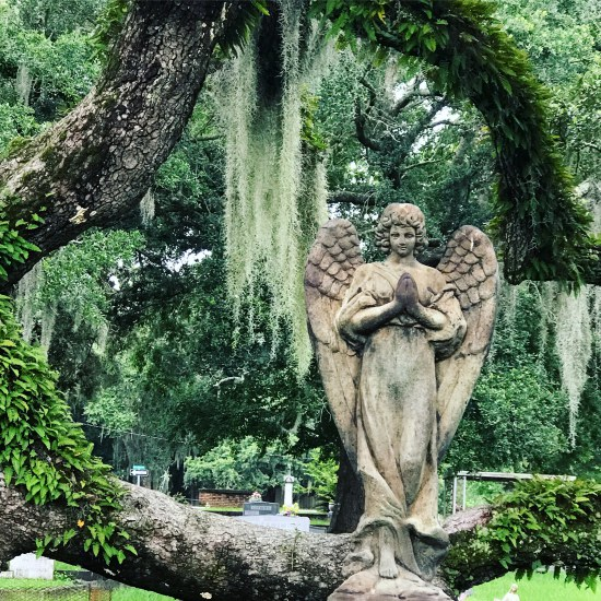 (c) Tui Snider - Old Biloxi City Cemetery