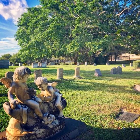 (c) Tui Snider - Boca Raton Cemetery, FL
