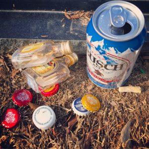 (c) Tui Snider - Grave goods for Dimebag Darrell in Arlington, TX