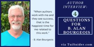 B. Alan Bourgeois