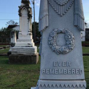 Zinc a.k.a. White Bronze monument (photo (c) Tui Snider)