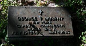 Flat bronze military marker. (c) Tui Snider