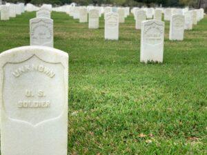 Civil War type monument. (c) Tui Snider