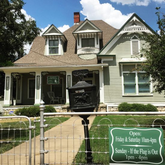 Doll House Museum, Granbury, TX